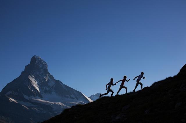 Zermatt secteur Trift
